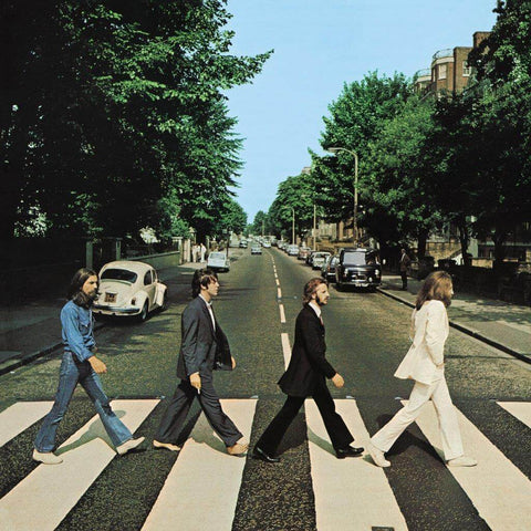 The Beatles Abbey Road Sister Ray