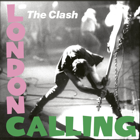 The Clash London Calling 40th Sister Ray
