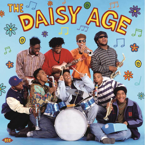 The Daisy Age Sister Ray