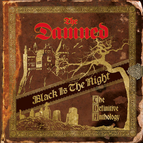 The Damned Black Is The Night Sister Ray