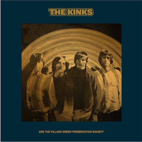 The Kinks Village Green Sister Ray