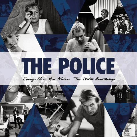 The Police Every Move You Make Sister Ray