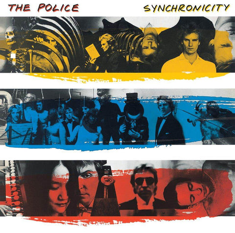 The Police Synchronicity Sister Ray