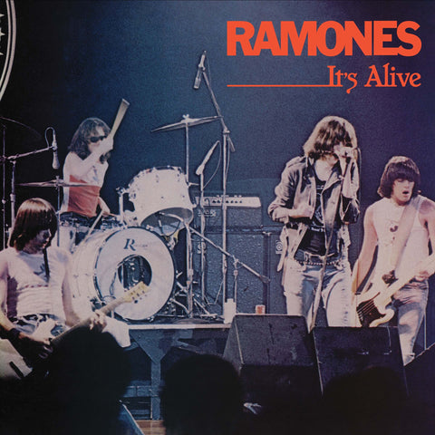 The Ramones It's Alive Sister Ray