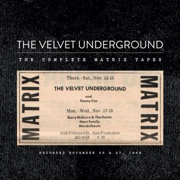 The Velvet Underground The Complete Matrix Tapes cover Sister Ray