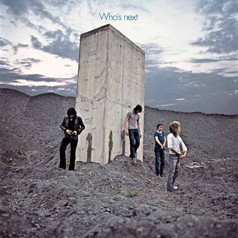The Who Who's Next LP 602537156146 Worldwide Shipping