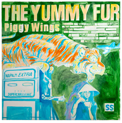 The Yummy Fur Piggy Wings Sister Ray