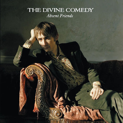 The Divine Comedy Absent Friends 5024545891713 Worldwide