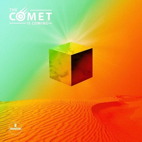 The Comet Is Coming The Afterlife EP CD 0602508148873