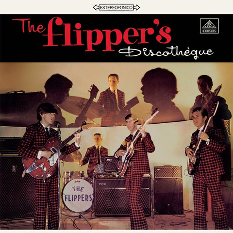 The Flippers Discotheque LP Worldwide Shipping