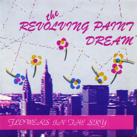 The Revolving Paint Dream Flowers In The Sky Limited 7