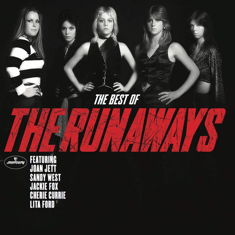 The Runaways The Best Of The Runaways LP 602567673026