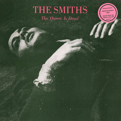 The Smiths The Queen Is Dead LP 825646658879 Worldwide