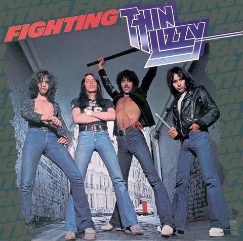 Thin Lizzy Fighting LP 0602508026379 Worldwide Shipping