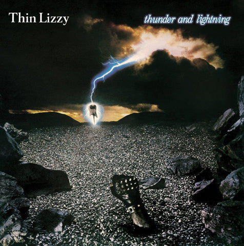 Thin Lizzy Thunder And Lightning LP 0602508026430 Worldwide