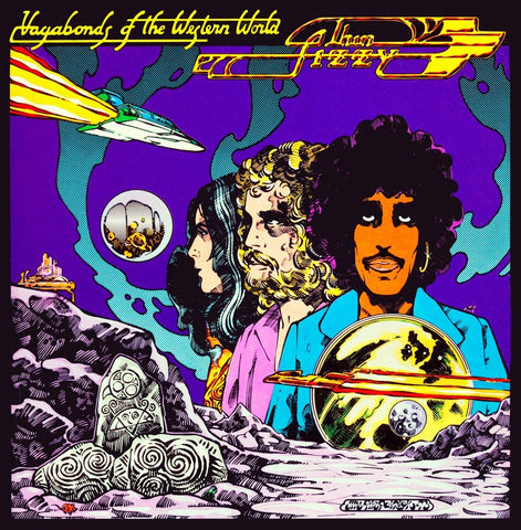 Thin Lizzy Vagabonds Of The Western World LP 0602508017308