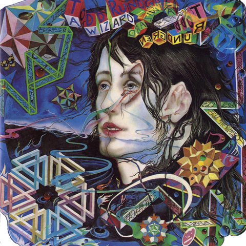 Todd Rundgren A Wizard A True Star Limited LP 8719262011496