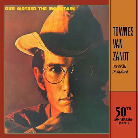 Townes Van Zandt Our Mother The Mountain LP 767981109053