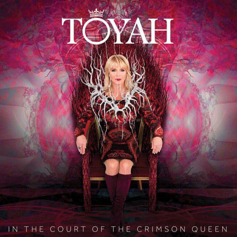 Toyah In The Court Of The Crimson Queen Sister Ray