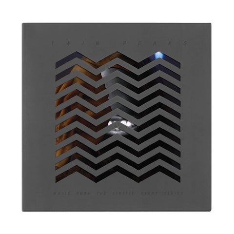TWIN PEAKS. Music From The Limited Event Series