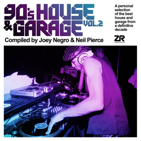 Various Artists 90's House & Garage Vol. 2 5060162575322
