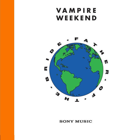 Vampire Weekend Father Of The Bride Sister Ray