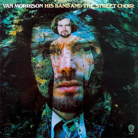 Van Morrison His Band And The Street Choir Limited LP