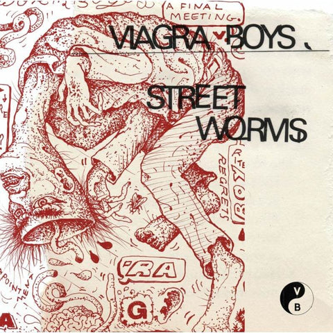 Viagra Boys Street Worms Sister Ray
