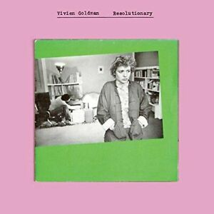 Vivien Goldman Resolutionary (Songs 1979-1982) Limited LP