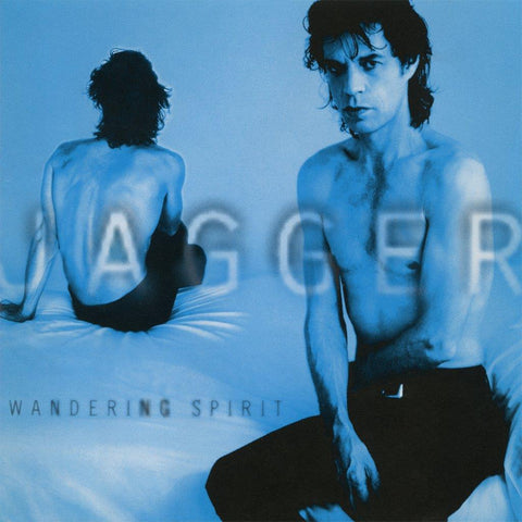 Mick Jagger Wandering Spirit 2LP 0602508118456 Worldwide
