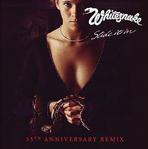 Whitesnake Slide It In (35th Anniversary Remix) Limited 2LP