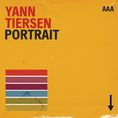 Yann Tiersen Portrait 5400863021467 Worldwide Shipping