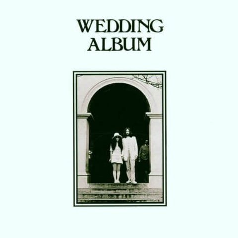 John Lennon Yoko Ono Wedding Sister Ray