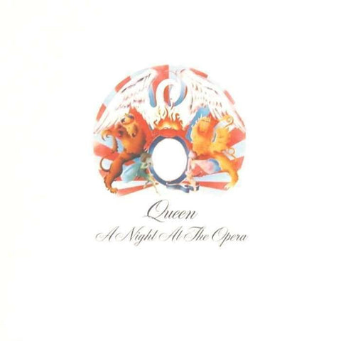 Queen A Night At The Opera LP 602547202697 Worldwide