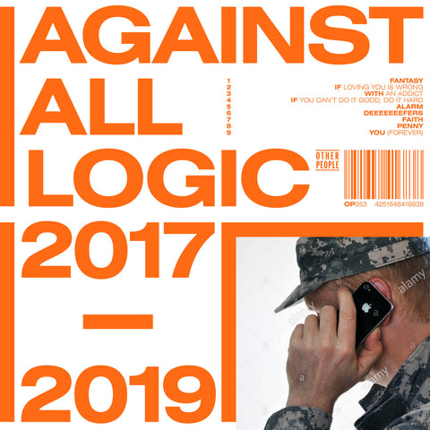 Against All Logic 2017-2019 Limited 3LP 4251648416838