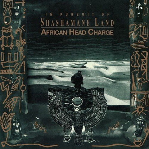 African Head Charge In Pursuit of Shashamane Land 2LP