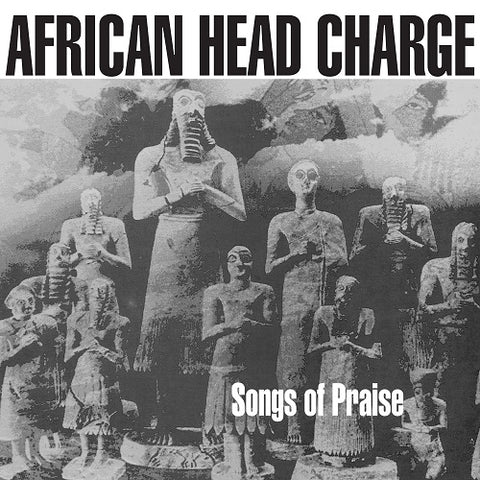 African Head Charge Songs Of Praise 2LP 5060263722335