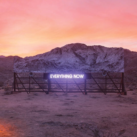 Arcade Fire Everything Now (Day Version) LP 889854478513