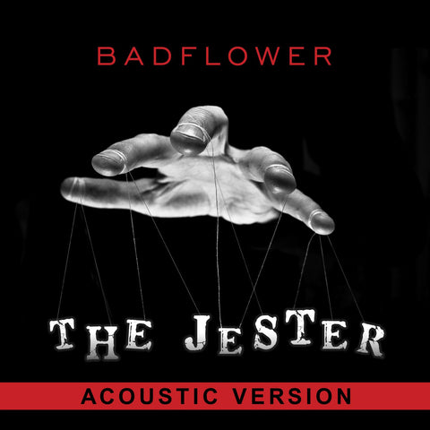 The Jester (Acoustic) & Our Tears For Fears cover (RSD Sept 26th)