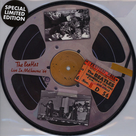 "Live in Melbourne 1964 (Limited Edition 10"" Picture Disc)"