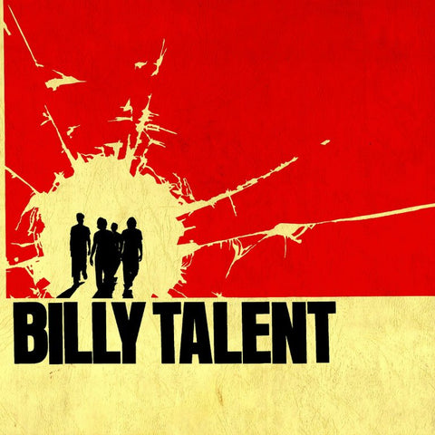 Billy Talent Billy Talent Limited LP 0825646352340 Worldwide