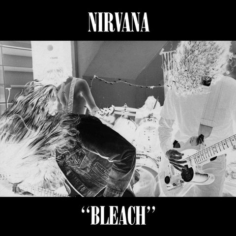 Nirvana Bleach (LRS20) Limited LP 0098787138818 Worldwide