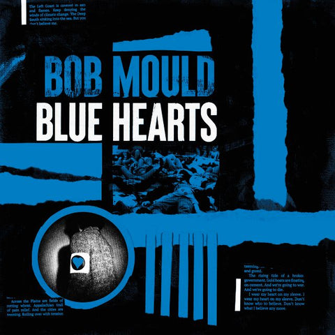 Bob Mould Blue Hearts 0673855073002 Worldwide Shipping