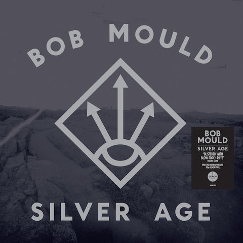Bob Mould Silver Age Limited LP 5014797902213 Worldwide