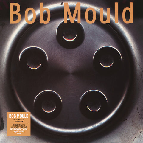 Bob Mould Bob Mould Limited LP 5014797902190 Worldwide