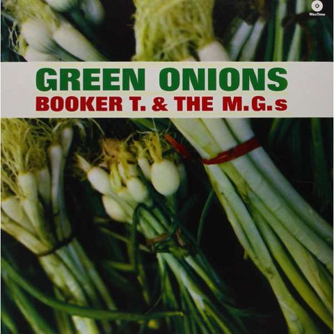 Booker T & The M.G.s Green Onions LP 0889397219284 Worldwide
