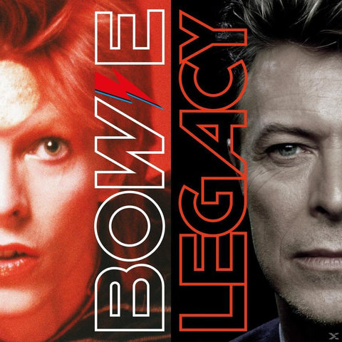 David Bowie Legacy (The Very Best Of Bowie) 2LP 190295918323