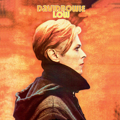 David Bowie Low LP 190295842918 Worldwide Shipping