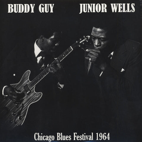 Chicago Blues Festival 1964