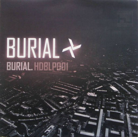 Burial Burial 2LP 5024545413014 Worldwide Shipping